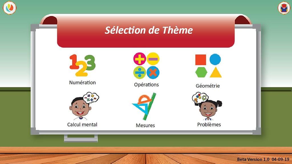Application Mobile EDUQUAT-AF4 - Education - Mobile App