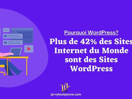 WordPress Domine le Marché des CMS sur les 10000 Meilleurs Sites Internet