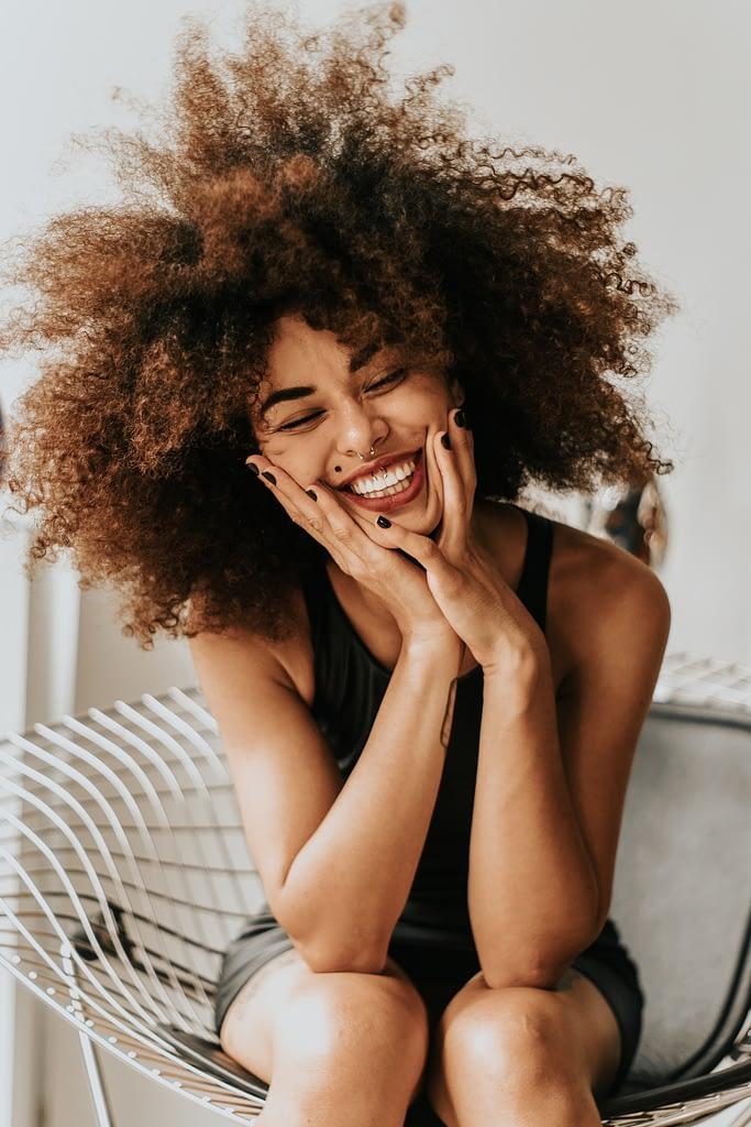 Citations et Pensées Positives - Promotion - Happy Woman